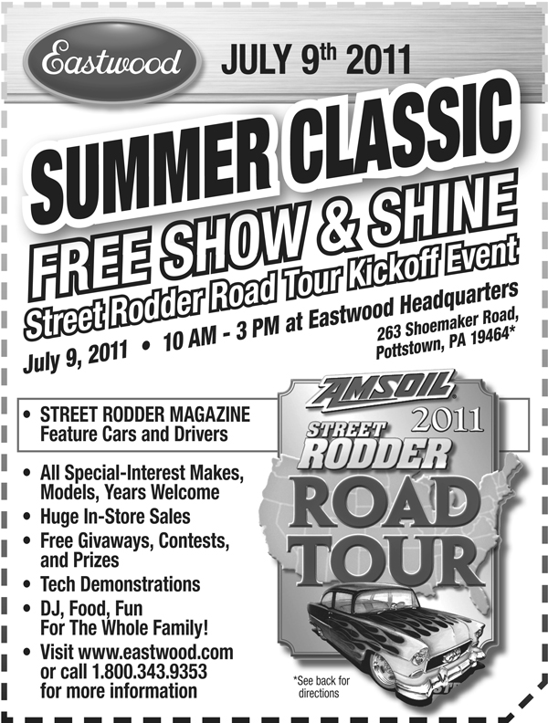 Eastwood Summer Classic Free Show & Shine